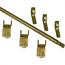 Regency Brushed Brass Add-on Sets