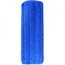 IS Blue Microfiber Mop Cover 5 x 14