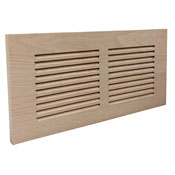 Unfinished Wood Baseboard Returns