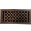 Charlotte Light Oil Rubbed Bronze Floor Register