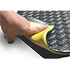 Diamond-Dek Sof Stand - Anti-Fatigue Vinyl Floor Mat