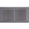 Pewter Return Air Grill