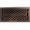 Manhattan Oil Rubbed Bronze Floor Register