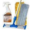 Mannington Ultra Clean Hardwood and Laminate Cleaning Kit