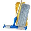 Heavy Duty Aluminum Microfiber Mop Set