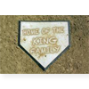 Home Plate Door Mat - Personalized Door Mats