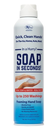 Rock Doctor Soap in Seconds - 3 Pack