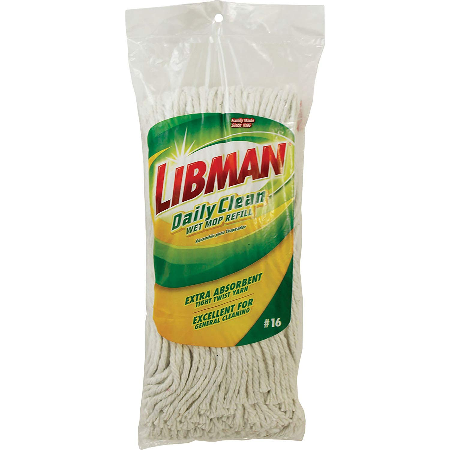 Libman #16 Cut End Cotton Wet Mop
