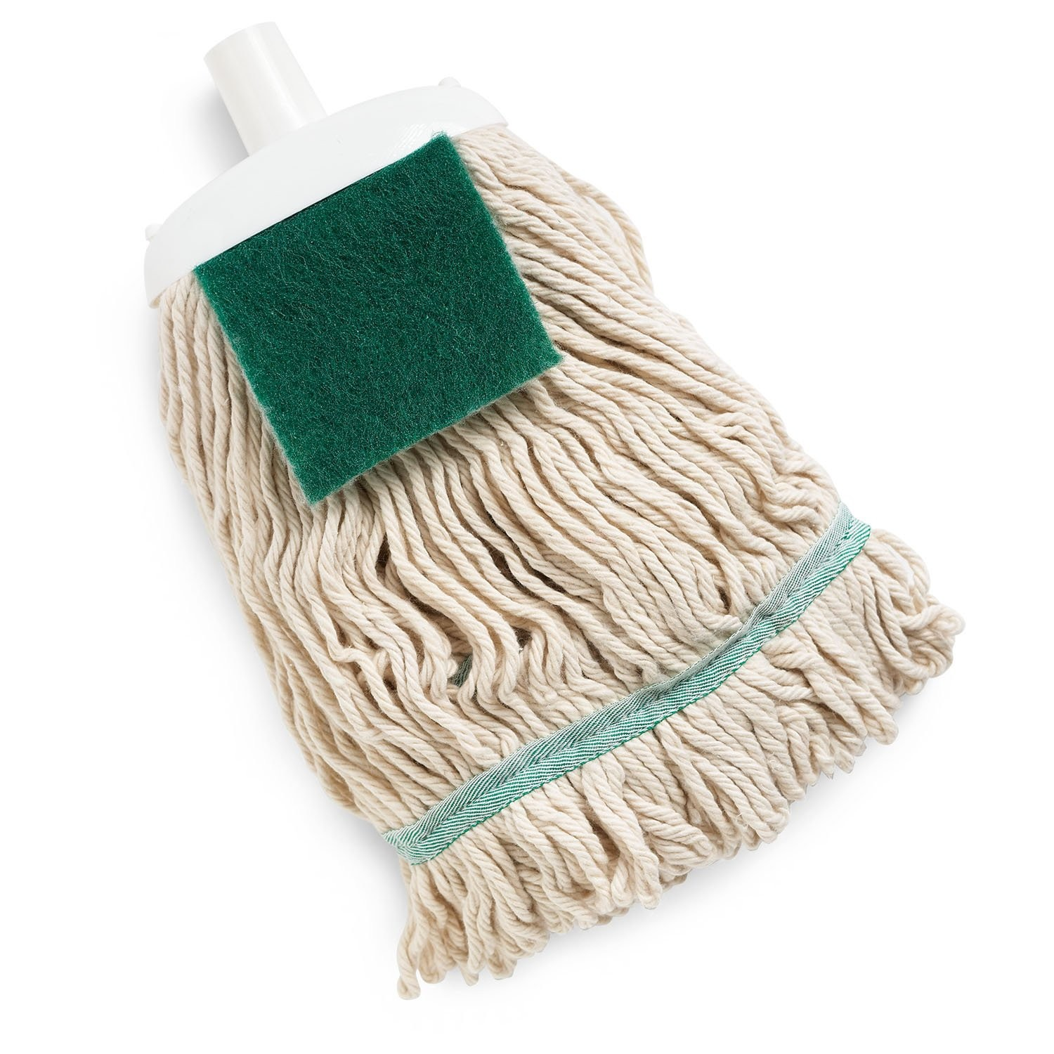 Libman 12 oz Looped End Wet Mop Refill w/ Scrub Pad
