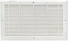 Plastic Baseboard Return Cover - Baseboard Return Grille