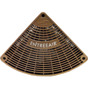 suncourt entreeair door frame fan circulate air from room to room