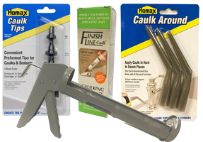 Caulk Application Tools