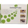 Cabinet Vacuum - Sweepovac Toe Kick Vacuum