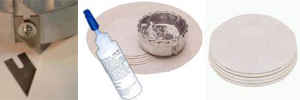 Carpet Repair Kits - Repair carpet damaged by burns and stains