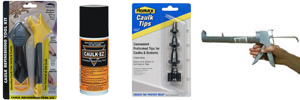 Caulk Tools - Must Have Tools for Installating Caulk