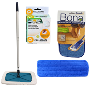 Cleaning Mops and Microfiber Mop Pads