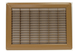 Large and odd sized floor registers and grilles for 10x12 floor register