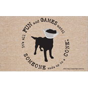 Pet Themed Humorous Welcome Mats