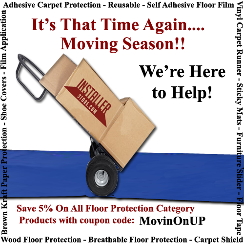 Installerstore Coupon Code Event - Moving Sale 2017