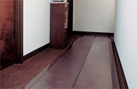 Clear Vinyl Carpet Runner - Plastic Carpet Runner