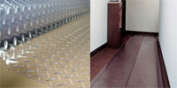 Clear Vinyl Floor Runners - Plastic Carpet Runner