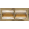 Brass Return Air Grill